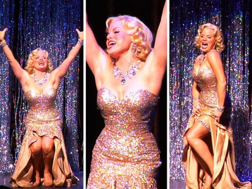 "broadwaycom:  Watch SMASH's Megan Hilty channel Marilyn Monroe at her hottest with ""Diamonds Are a Girl's Best Friend"""
