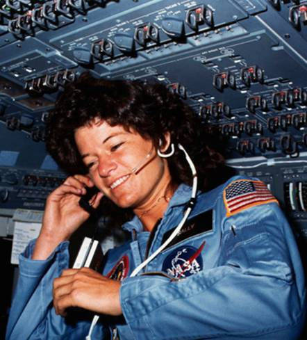 Inspirational! mashable:  Sally Ride is the first American woman to have traveled to space.  She joined NASA in 1978. In 1983, at age 32, she became the then-youngest American to enter space.  This week, Dr. Ride wrote an eye-opening OP-ED for Mashable about science, education and the STEM program. Check it out here.