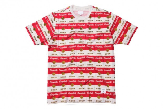 Supreme x Campbell's Soup Vans capsule collection