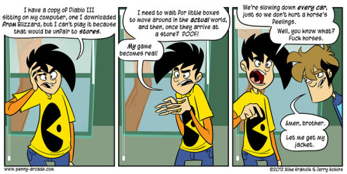 (via Penny Arcade - Condensation) Gabe speaks truth.