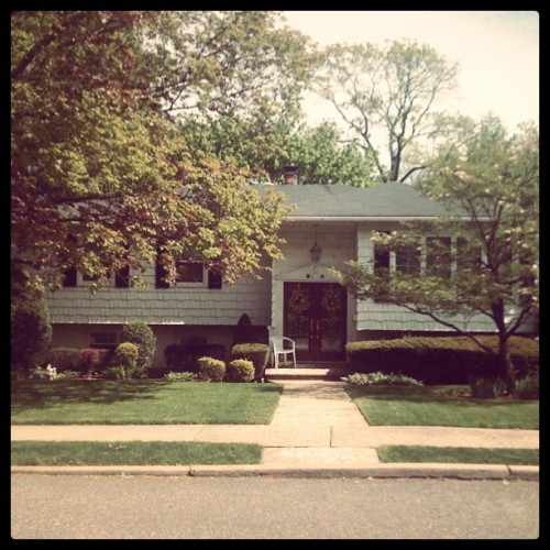 @halfrobot #statenisland #house (Taken with instagram)
