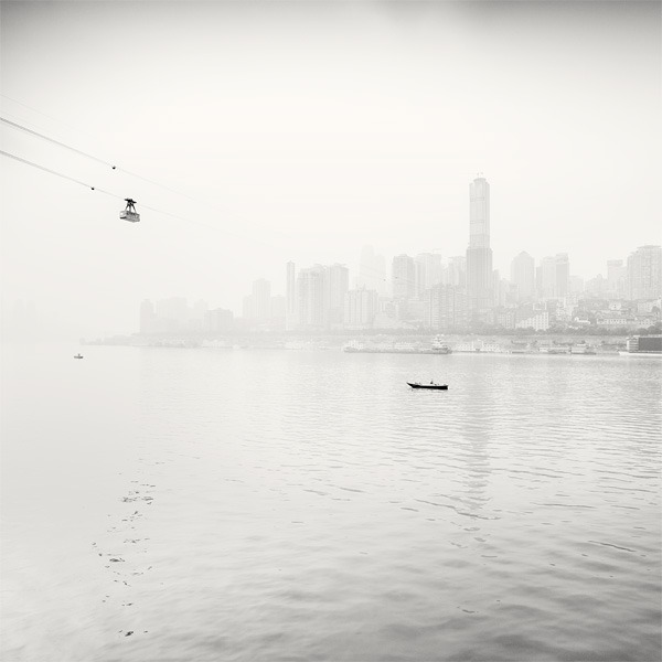 Martin Stavars, Cable Car, Study 1, Chongqing, China, 2012