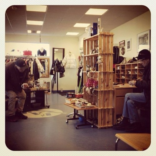 gear hunting at the salvation army in reykjavík. http://instagr.am/p/Kab8p9IcTd/