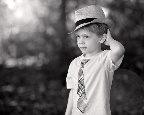 Hat & Tie by Pichead on Flickr.