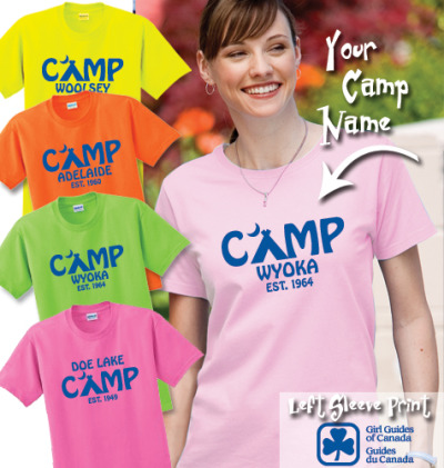 Just ordered my first ever camp shirt! I got the green one, obviously. :3