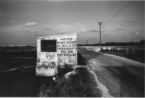 oldflorida:  Get lost near Homestead, 1971.