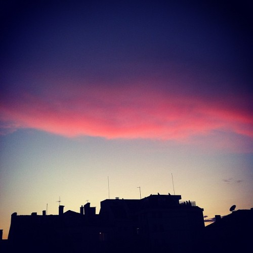 🌅 (Taken with instagram)