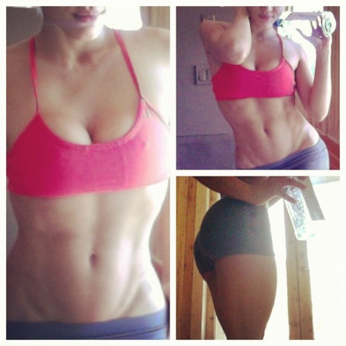 rosaacosta:  #TeamFitness (Taken with instagram)