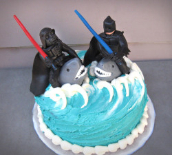 the-awesomer:  You guys said you like cake, so…
