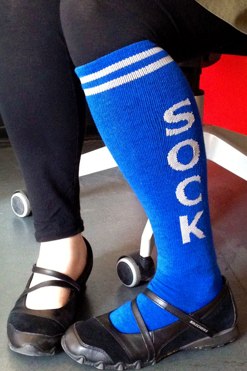 "sockdreams:  We're having a very special sale over at Sock Dreams today:  Happy Lost Sock Memorial Day, socksters! To celebrate, we're having a 24-hour 20%-off sale to help you rebuild your sock collection. Just enter ""lostsocks2012"" at the top of your shopping cart before you start checkout and click ""apply"" to take 20% off your order's total. This sale ends at the stroke of midnight PST(between 5/9 & 5/10), so stop mourning what your washer ate and move on to newer and brighter socks! ♥ Jess    I can't splurge on new awesome socks right now, but I hope other people enjoy the sale!"