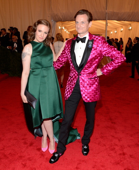 I wrote about the MET BALL here. And it was fun.