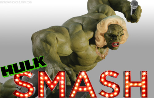 HULK SMASH. Inspired by bradmanTV's The Avengers photoshops, I decided to do my own. Yes, I just spent about 15min of my time creating this nightmare and I don't regret any second of it.
