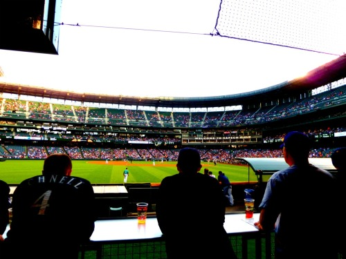 Safeco Field in all its beauty.