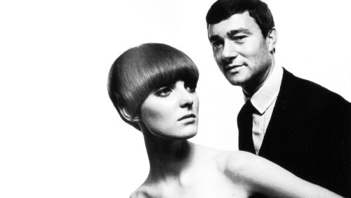 The LA Times is reporting that Vidal Sassoon has died. He came on the show last February and gave us our greatest headline ever.