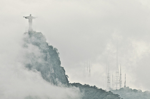 love-england:  Radio Corcovado (by !Bart)