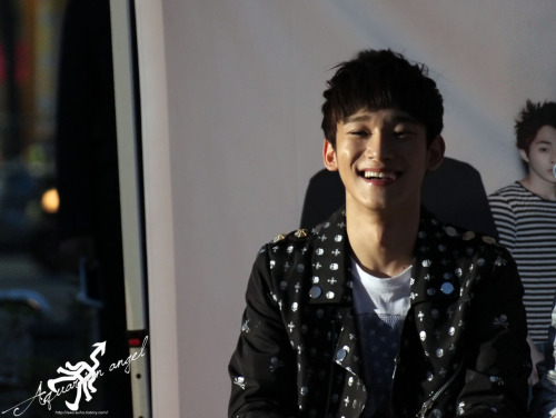SUCH A SYMBOLIC SMILE CR: AQUARIAN ANGEL DO NOT EDIT DUN CROP OUT LOGO PLS CR