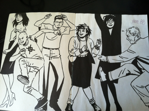 @Xaimeh, I have loved my copy of 'Mechanics' so much over the years, I forgot it was signed!