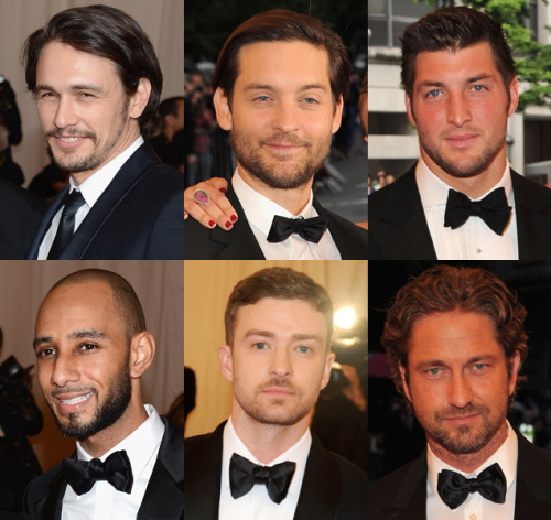 Met Ball Leftovers: Where have all the razors gone? Come on, guys. It's the Met Ball. It's the Oscars of the East. It's at the Metropolitan Museum of Art. Would it kill you to bring a blade to your face for five minutes?