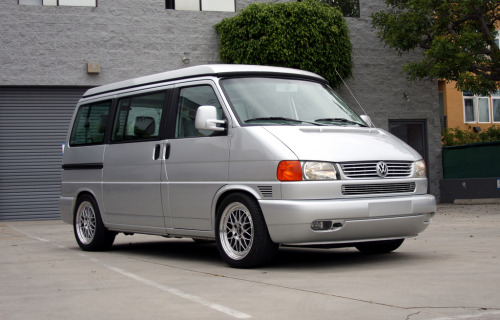 Volkswagen Transporter T4 Welcome to the first installment of Classic or not. It will be an ongoing series where I'll bring up the question of whether the car in question will eventually become (or already is) a classic and you can give a simple yes or no answer (or answer however you want). Feel free to speak your mind! The first car comes from the land of great beer and sausages and isn't a car at all, it's a van. The Volkswagen Transporter T4, which is called the Eurovan in the U.S., is a throwback to the original Volkswagen Transporter T1. The T4 was built from 1990 to 2003 but unlike the original Transporter, it had a front water cooled engine with front wheel drive instead of being rear air cooled. Plenty of configurations were offered on the T4 to make everyone happy; Panel Van, Kombi (half-panel), Multivan (full-windows), Westfalia (campervan), and Doka having a double cab and pick up style platform at the rear. The original Transporter was available in about twice as many configurations. These configurations plus multiple wheelbase sizes and roof heights made it a viable workhorse, people carrier, or a camper.  In 1996, the van got a facelift to fit a new addition, the VR6 engine. This made for two versions; the T4a (non facelift) & T4b (facelift). Over the years, it was powered by lots of different engines including a 4-cyl, 5-cyl, VR6, diesel, & TDI. Conversion kits for surfers, businesses, pickup trucks, rescue vehicles, and bespoke conversions for the interior have all become available for the T4 much like the original T1 Transporter. So what's the answer? Is it a Classic or not? Photos via jr-teams, Kathleen Mosman, Motodisiac, & sussex van conversions.