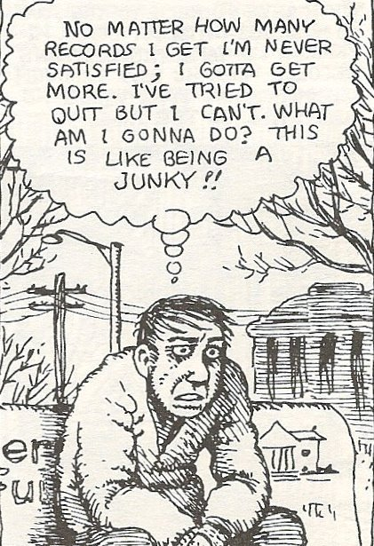 Crumb e Harvey Pekar