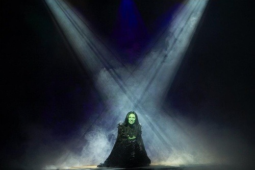 Willemijn Verkaik - Elphaba
