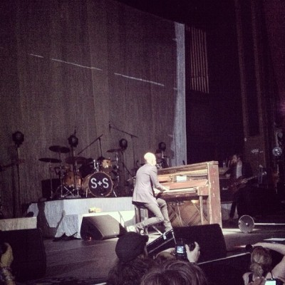 #thefray  (Taken with instagram)