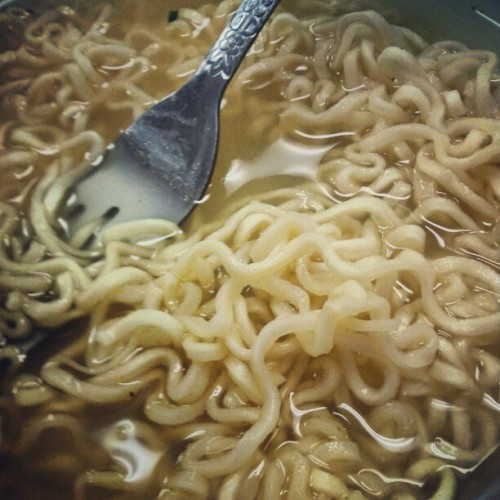 Dinner #ramen #dinner #food (Taken with Instagram at A.C. Moore)