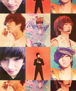 six pictures of your favorite voice on kpop - requested by anon↳ Yesung