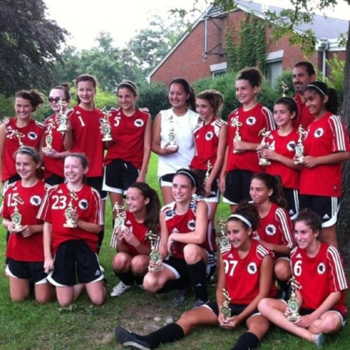 first place bitchezzz<33 (Taken with instagram)