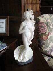 Birth Of Venus Botticelli Goddess Sculpture