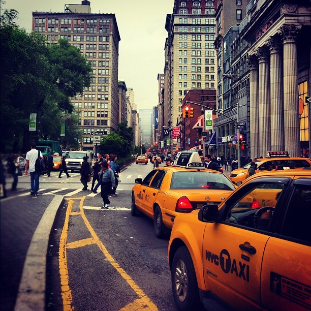 Taken with Instagram at Manhattan, New York