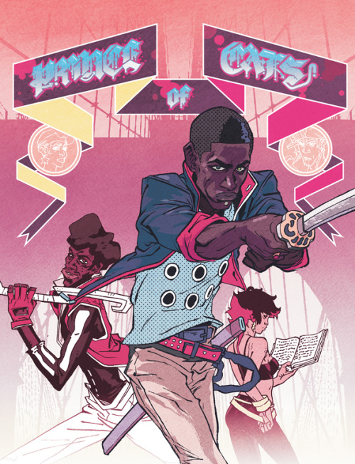 …any questions? d3-14:  Vertigo Announces PRINCE OF CATS by Ronald Wimberly …word?! Also, did you know that the official Tumblr for this is over here.