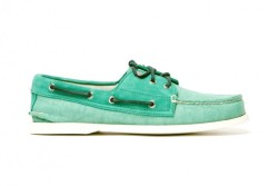 prepofthesouth:  bright sperry