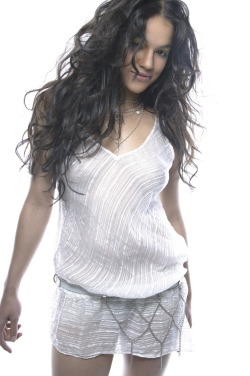 Michelle Rodriguez photoshoot by Craig de Cristo 2003