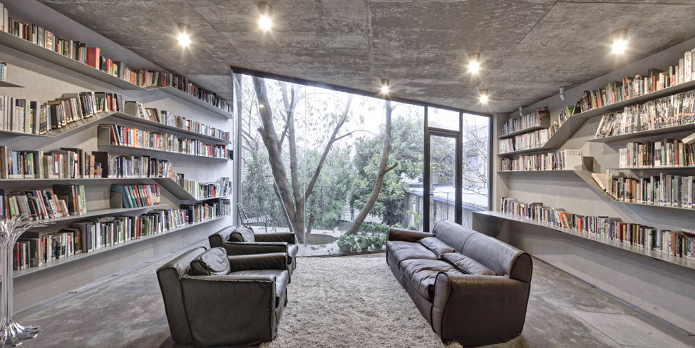 Tea House in Shanghai by Archi-Union Architects