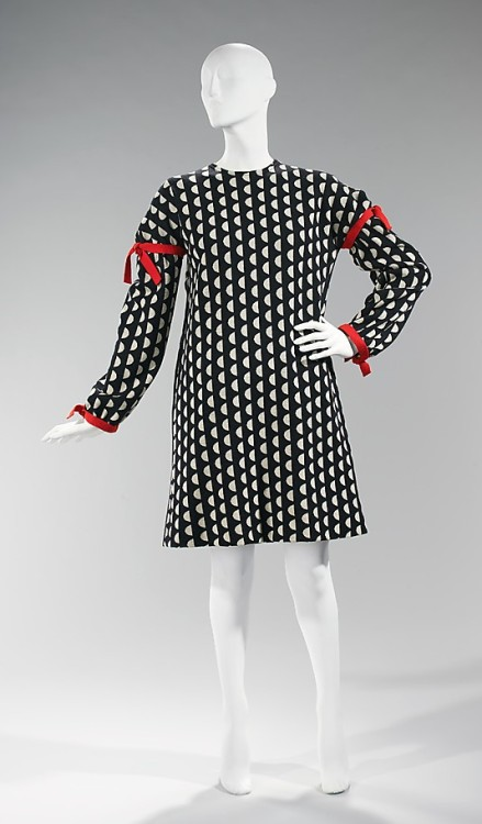 Dress Rudi Gernreich, 1965 The Metropolitan Museum of Art