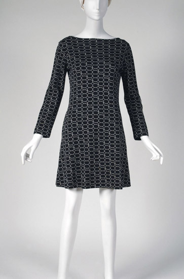 Dress Rudi Gernreich, 1965-1957 The Philadelphia Museum of Art