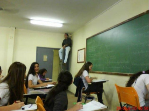 thatsnotwatyourmomsaid:  he does this every test so we dont cheat