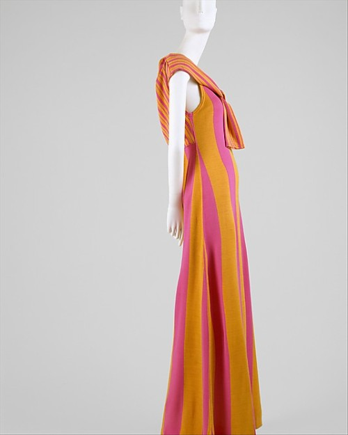 Dress Rudi Gernreich, 1960s The Metropolitan Museum of Art