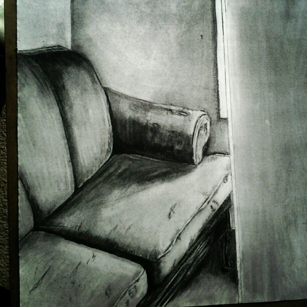 Charcoal (Taken with instagram)