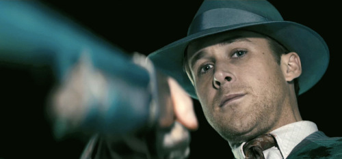 Ryan Gosling stars as Sgt. Jerry Wooters in the badass first trailer for Ruben Fleischer's Gangster Squad. This looks so GOOD!