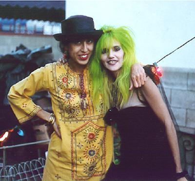 violencegirl:  Alice Bag and Dinah Cancer.  EVERYTHING