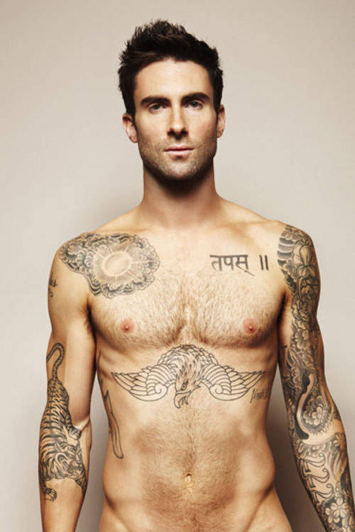 Request: Adam Levine The PG version haha