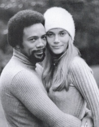 quincy jones and norma jennings/peggy lipton, 1974 to 1990: never forget.  quincy jones week installment no. 7: thinking a lot about what quincy and peggy's marriage was like at its peak to take the mind off the ny knicks.
