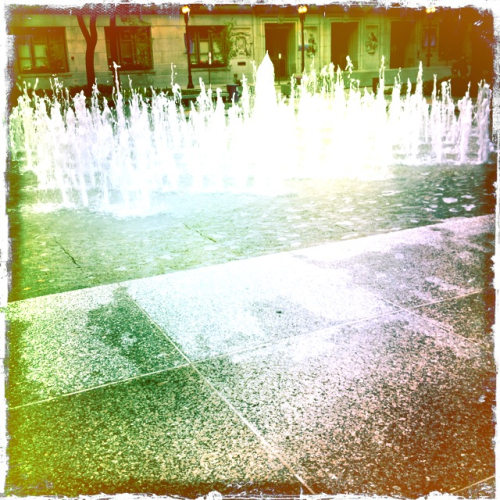 Daley Plaza. Chicago. 2012.