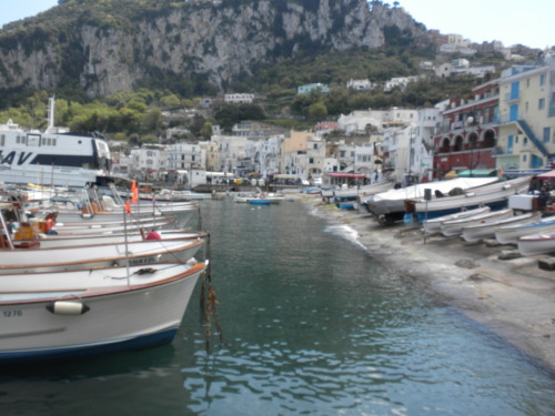 Where I want to live. Capri, Italy