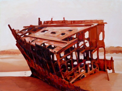 nauticarumsocietatisoccultae:  The Peter IredaleOil on canvas From Paintings for The Nautical Brotherhood. josephsurface / S. Playford