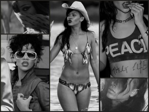 Best collage Ive made of Rihanna
