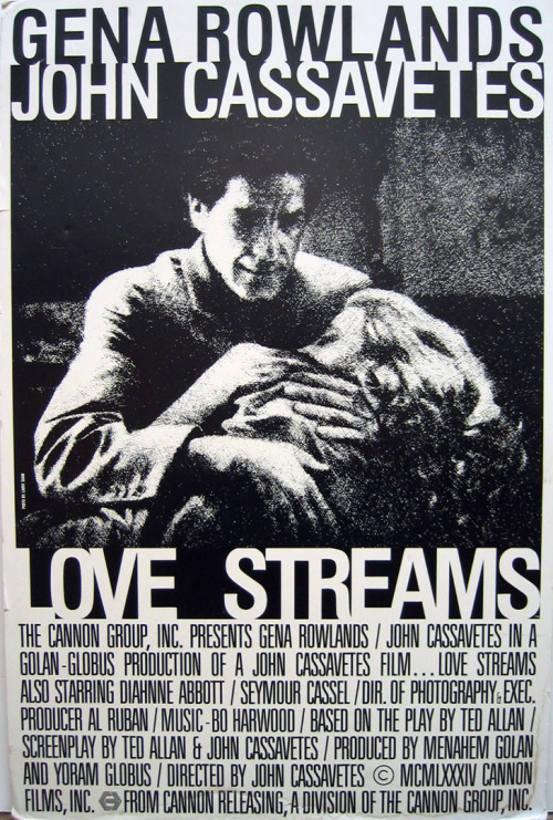 Love StreamsJohn Cassavetes, 1984