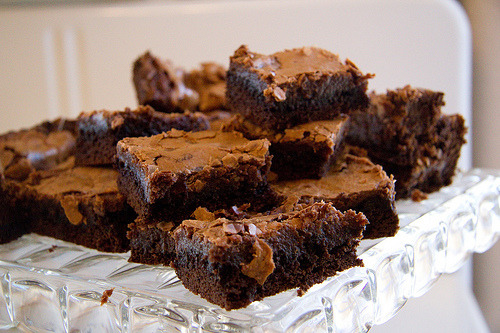 prettygirlfood:  Brownies